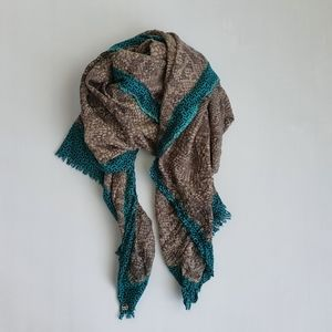 Mimco crinkle scarf